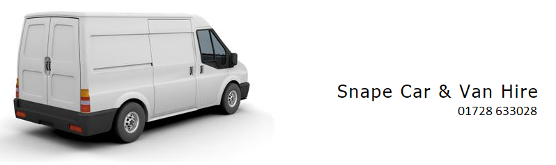 Snape Car & Van Hire
